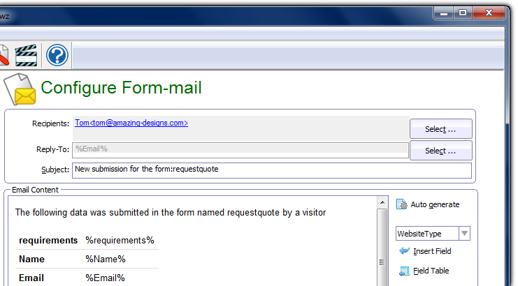 form creator software
