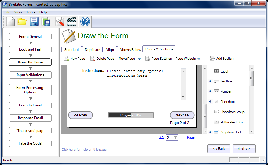form design software
